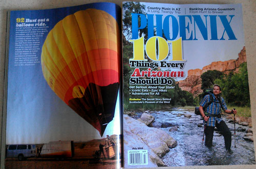Things to Do in Phoenix Arizona Balloon Rides Flights