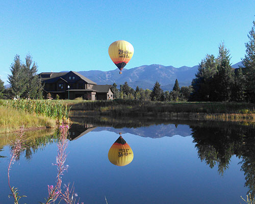 Hot Air Balloon Flights in Kalispell Montana